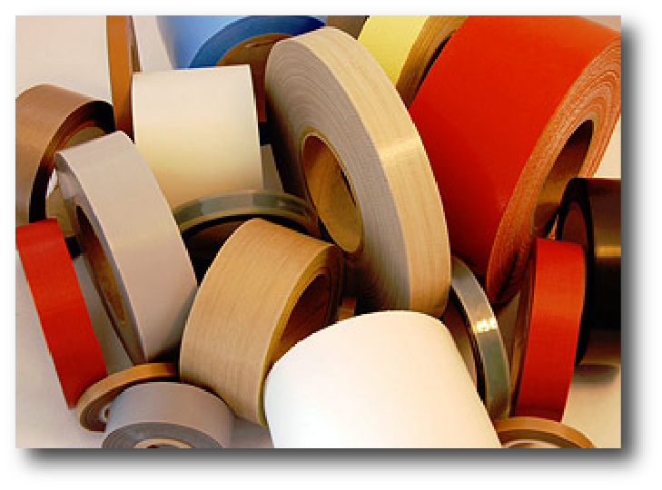 Taconic PTFE Adhesive Tapes